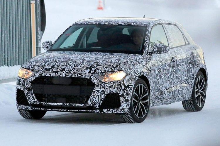 2018 Audi A1 STYLING