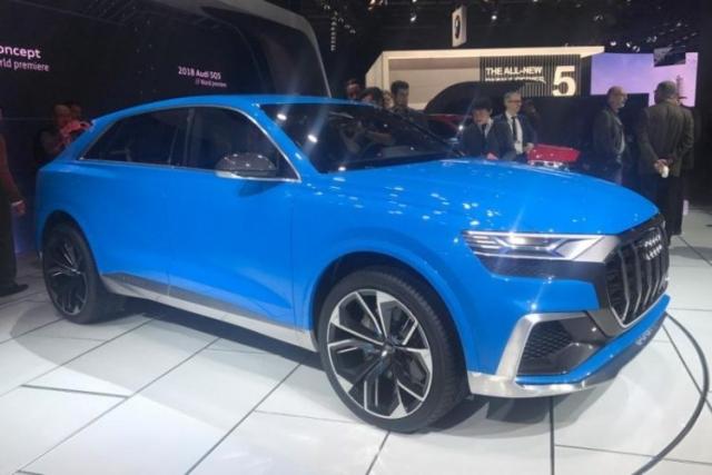 2018 Audi Q8 Price Review Redesign Spy Photos Specs