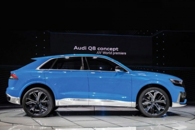 2018 Audi Q8 Price Review Redesign Spy Photos Specs