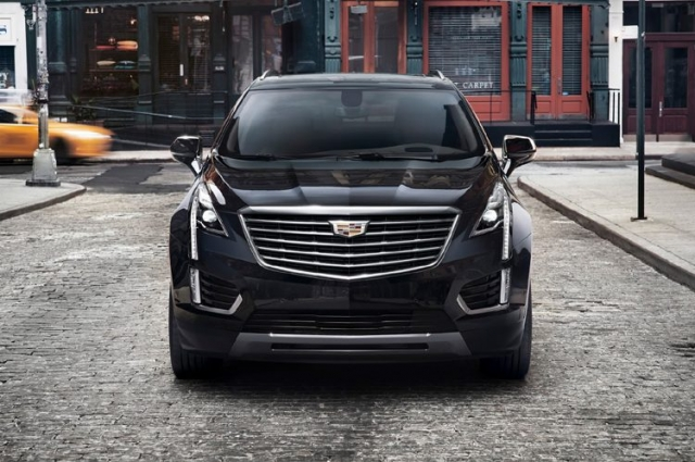 2018 Cadillac XT3 styling
