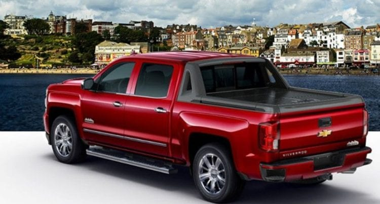 2018 Chevrolet Avalanche