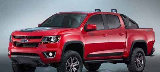 2018 Chevrolet Colorado Release Date, Price, Review, Specs