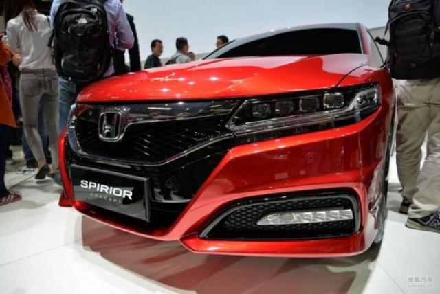 2018 Honda Accord Spirior Is What Honda Has in Store for China