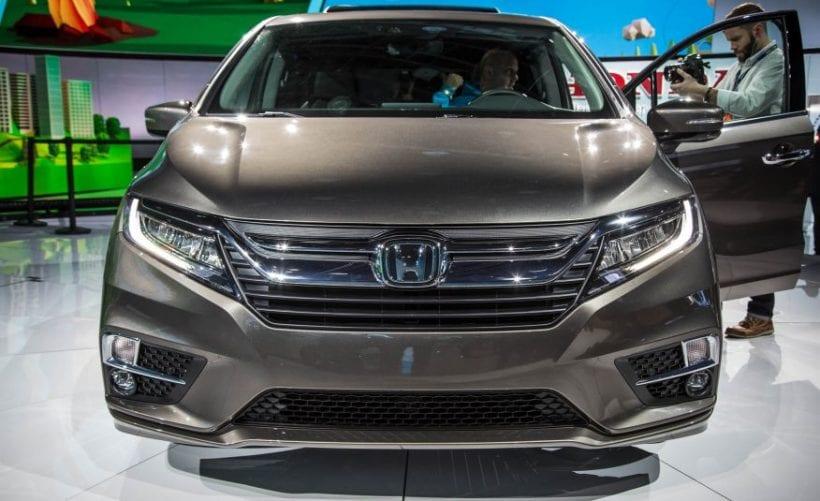 2018 Honda Odyssey Redesign Specs Price Honda Detroit