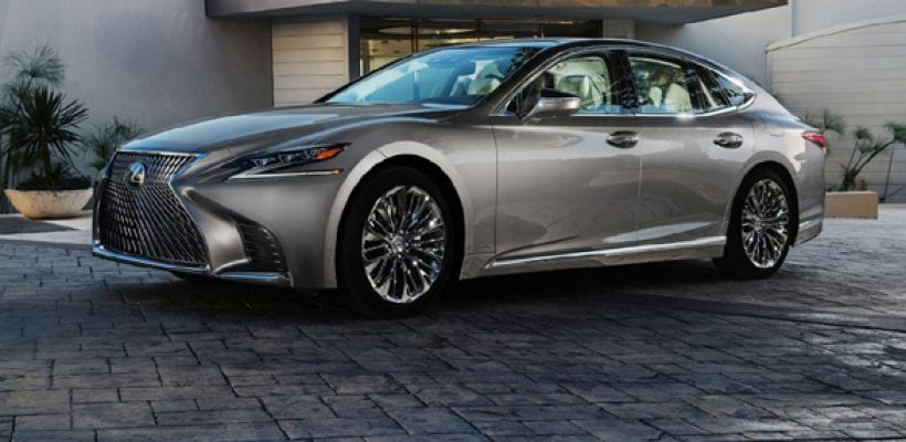 2018 lexus ls 500 styling interior exterior engine specs. Black Bedroom Furniture Sets. Home Design Ideas