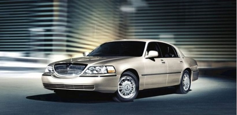 2018 Lincoln Town Car Does It Have Place In New Lincoln Lineup