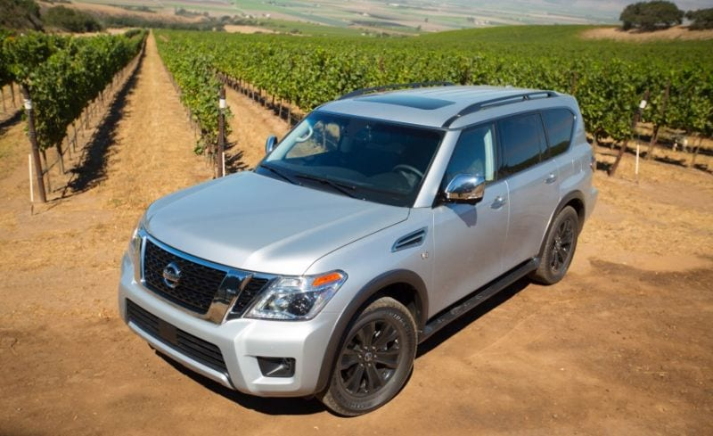 2018 Nissan Armada SUV - What's Left to Upgrade?