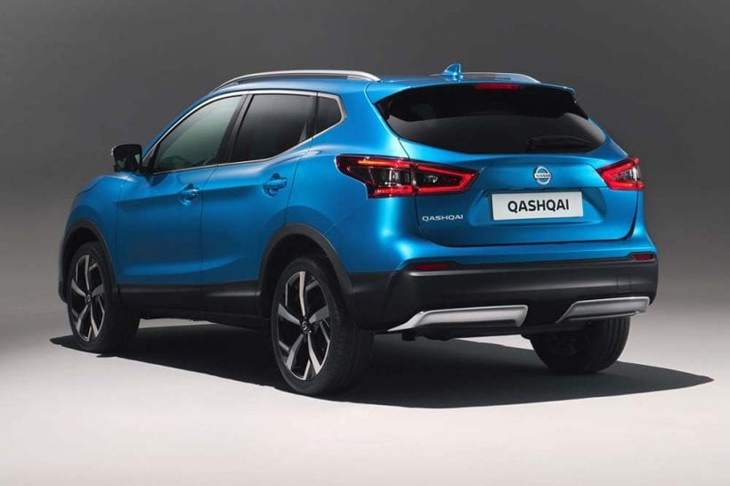 2018 Nissan Qashqai - Follow through | Spy Photos, Specs ...