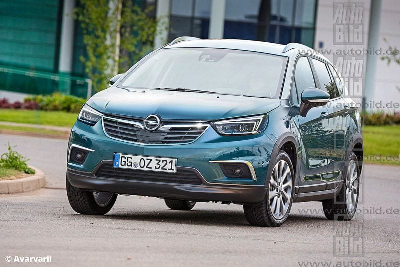 2018 opel meriva new year new name fro meriva sciox Image collections