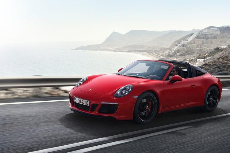 2018 Porsche 911 Gts Design Price Performance
