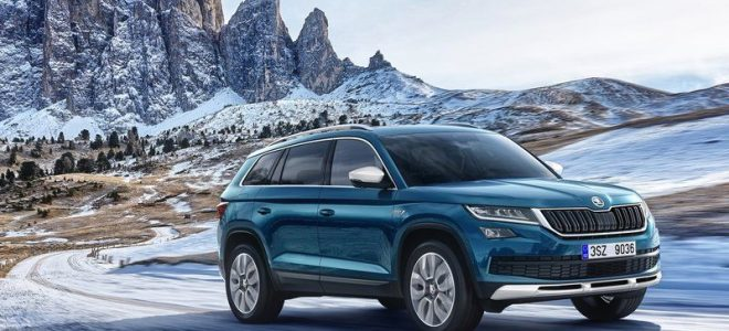 2018 skoda kodiaq scout interesting move by czechs specs price review. Black Bedroom Furniture Sets. Home Design Ideas