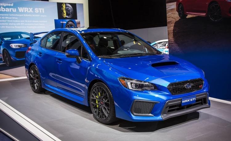 2018 Subaru WRX STI Design, Engine, Price, Interior, Exterior