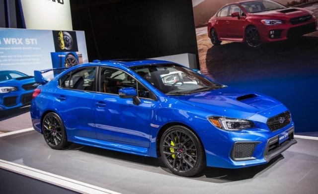 2018 Subaru WRX STI Design, Engine, Price, Interior, Exterior