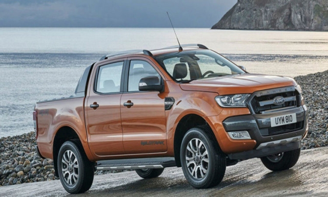 2019 Ford Ranger Design, Price, Engine, Performance