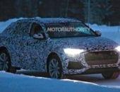 2020 Audi Q8 spy photos