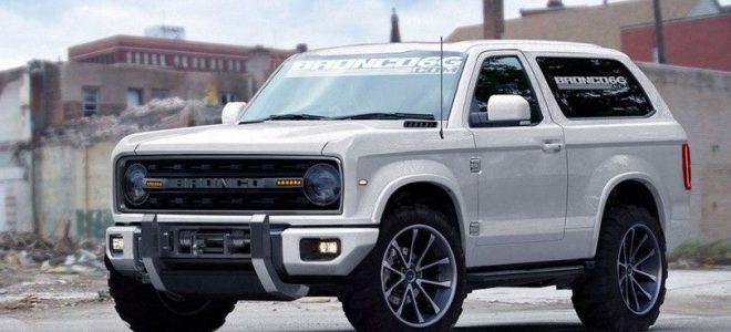 Is it the Convertible F-150 or 2020 Bronco? | News, Crossover, Trucks