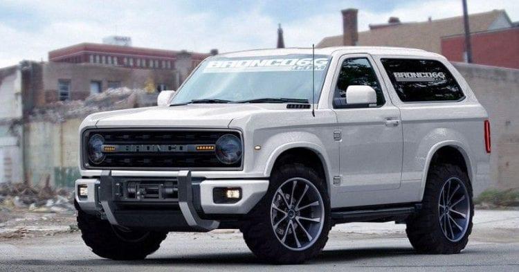 2020 Bronco