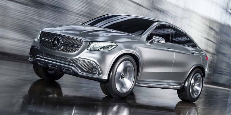 Mercedes-Benz MLC-Class - Entering New Segment