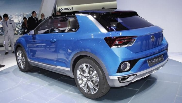 2017 volkswagen t roc release date engine design interior. Black Bedroom Furniture Sets. Home Design Ideas