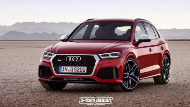 2017 audi rs q5 new face of audi 39 s sport division. Black Bedroom Furniture Sets. Home Design Ideas