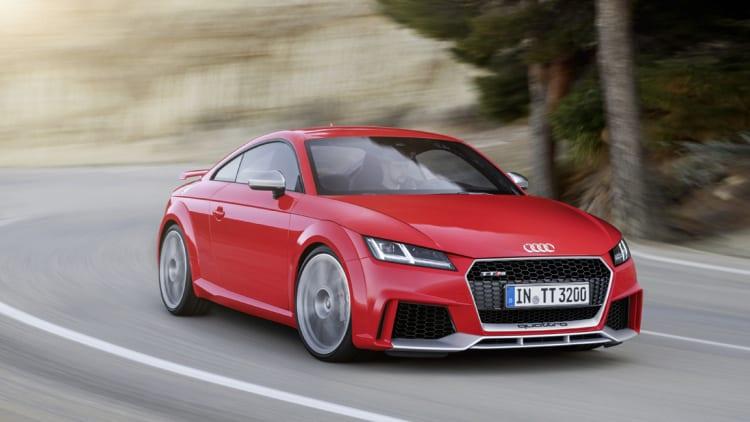 2017 Audi TT Design, Interior, Exterior, Engine, Price, Specs