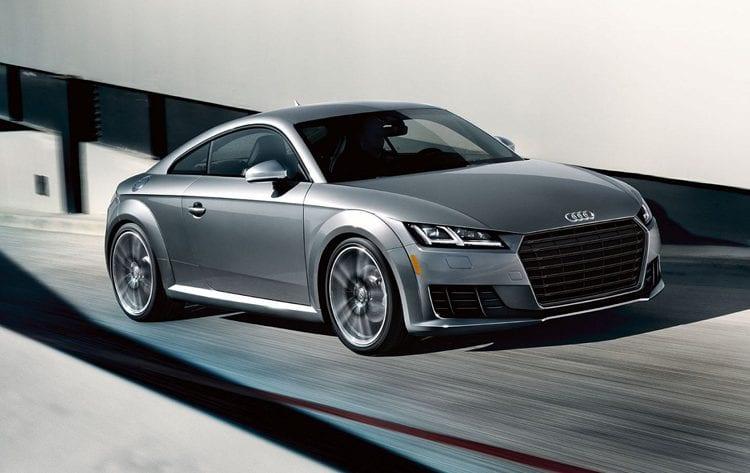 2017 Audi TT styling