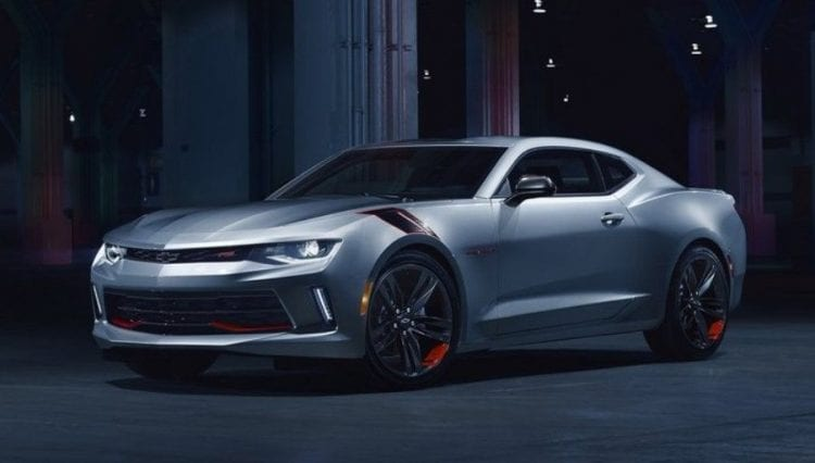 2017 chevrolet camaro redline edition specs price release date. Black Bedroom Furniture Sets. Home Design Ideas