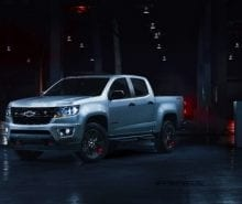 2017 Chevrolet Colorado Redline Edition