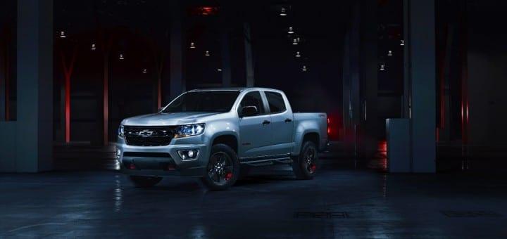 2017 Chevrolet Colorado Redline Edition Design, Price