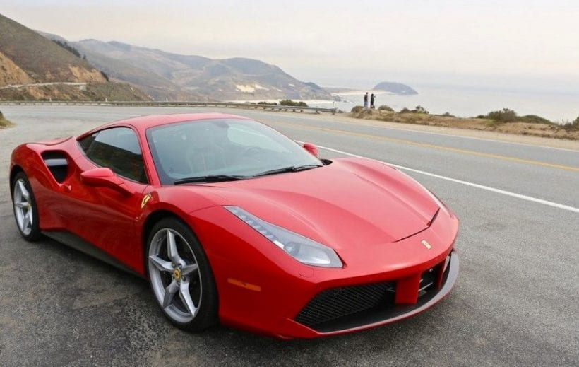 2017 ferrari 488 gtb specs price release date review. Black Bedroom Furniture Sets. Home Design Ideas