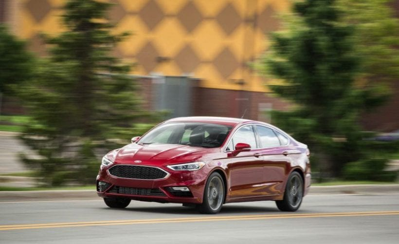 2017 ford fusion sport price specs performance engine. Black Bedroom Furniture Sets. Home Design Ideas