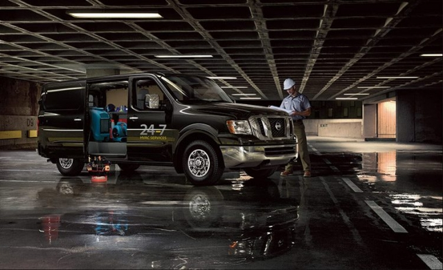 Innovative 2017 Nissan NV Cargo X Concept Price Design Performance