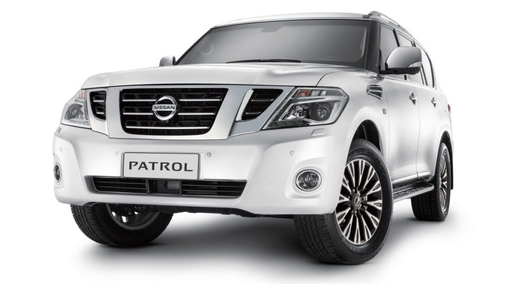 2017 nissan patrol design price interior exterior. Black Bedroom Furniture Sets. Home Design Ideas