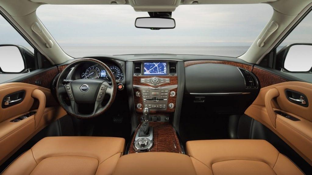 2017 Nissan Patrol Design, Price, Interior, Exterior