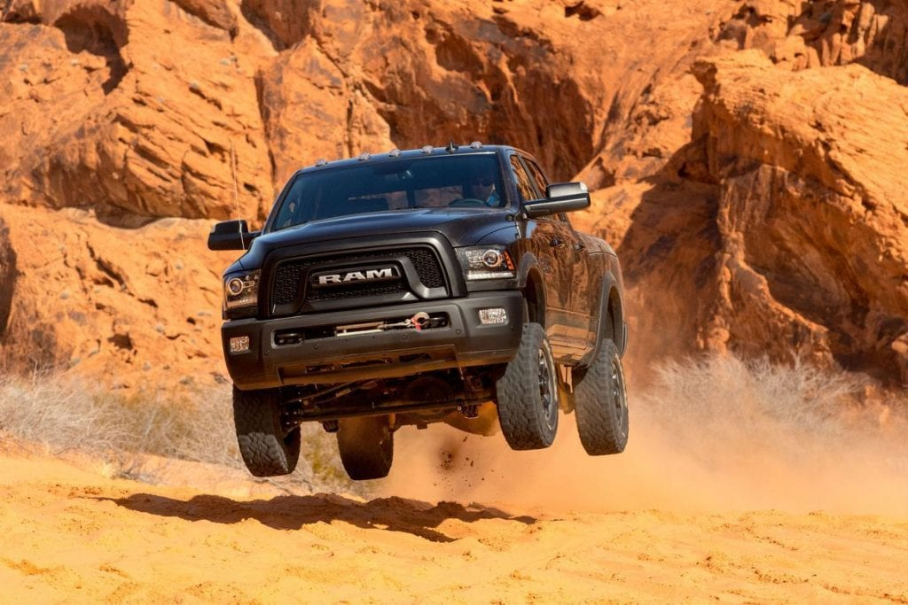 2017 Ram Power Wagon - Knows no compromises | Specs, Price, Review