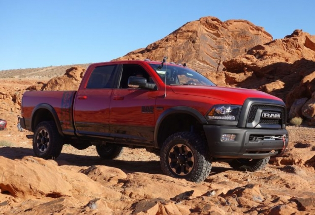 2017 ram power wagon knows no compromises specs price review. Black Bedroom Furniture Sets. Home Design Ideas