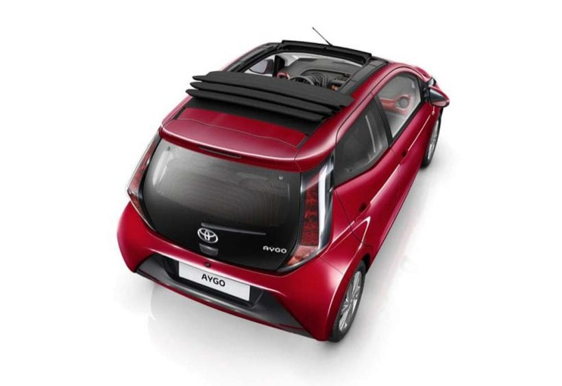 2017 Toyota Aygo – Go fun yourself