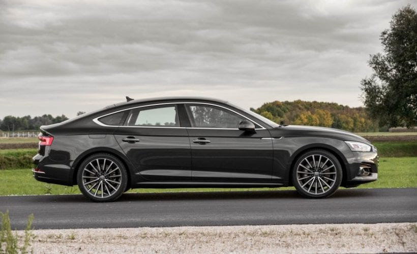 2018 audi a5 sportback price review release date specs interior. Black Bedroom Furniture Sets. Home Design Ideas