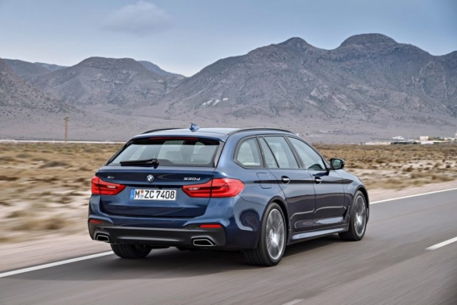 2018 bmw 5 series touring price design interior exterior. Black Bedroom Furniture Sets. Home Design Ideas