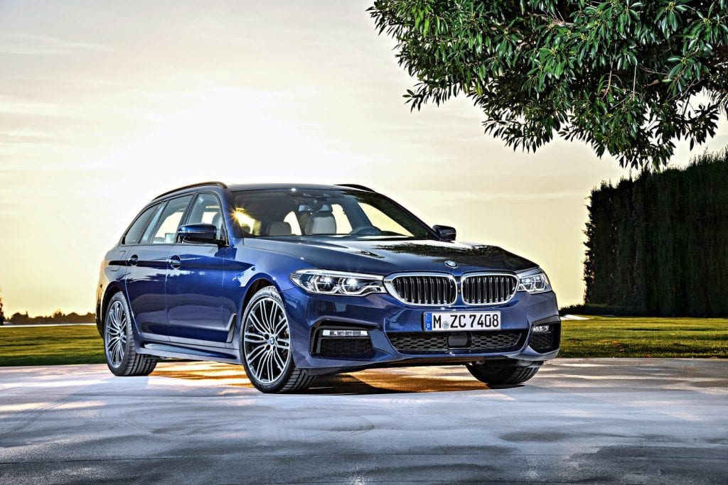 2018 Bmw 5 Series Touring Price Design Interior Exterior