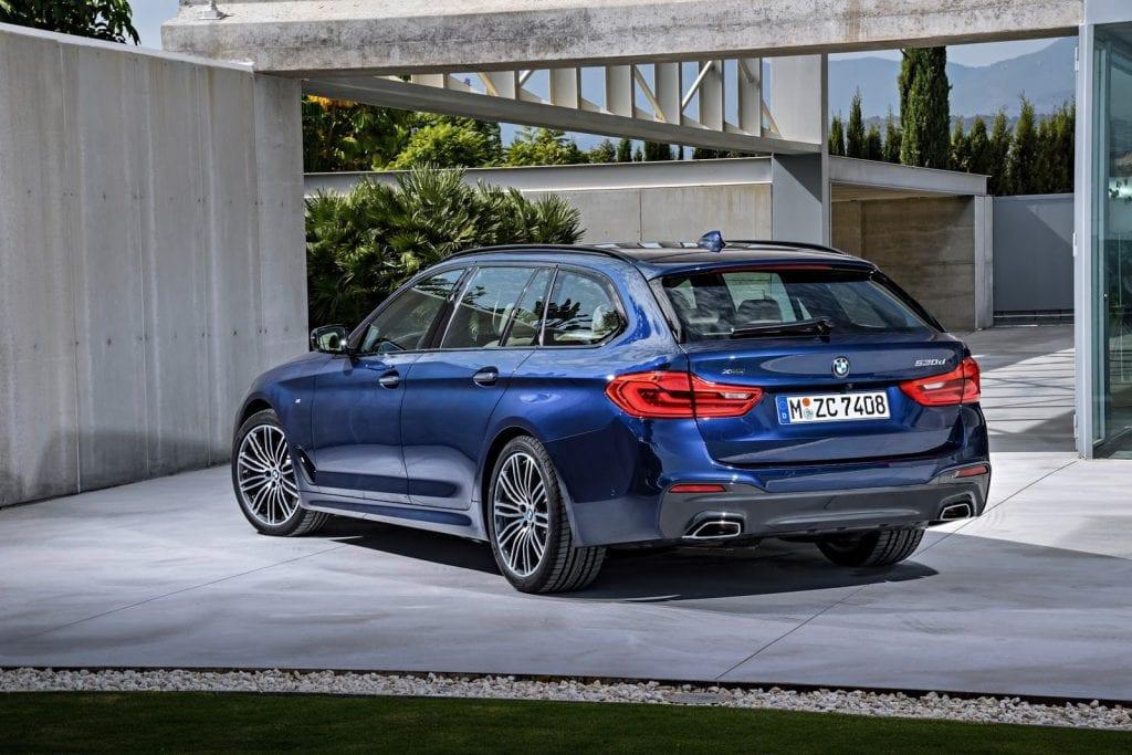 2018 BMW 5 Series Touring Price, Design, Interior, Exterior