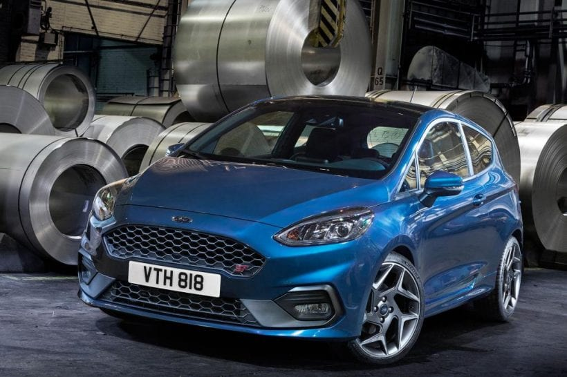 2018 ford fiesta st release date price specs engine. Black Bedroom Furniture Sets. Home Design Ideas