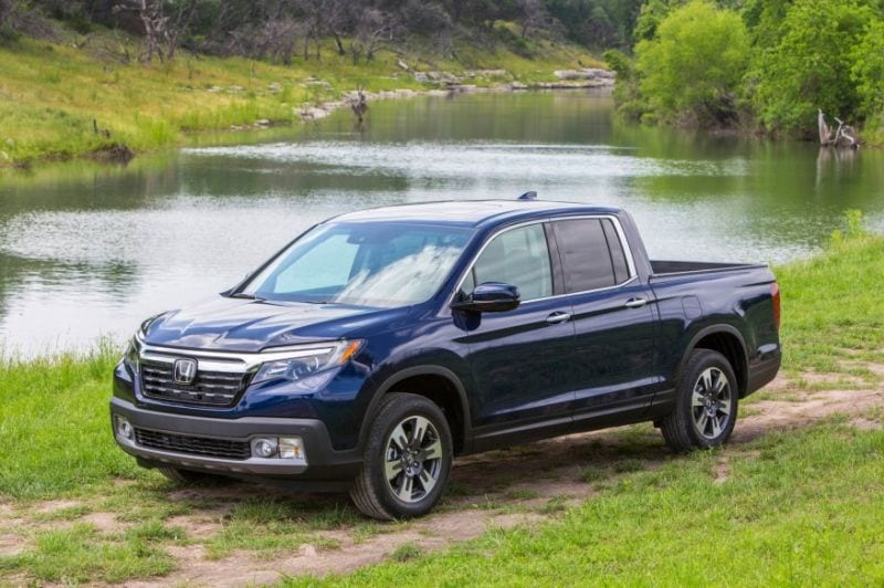 Honda Ridgeline 2018 Release date