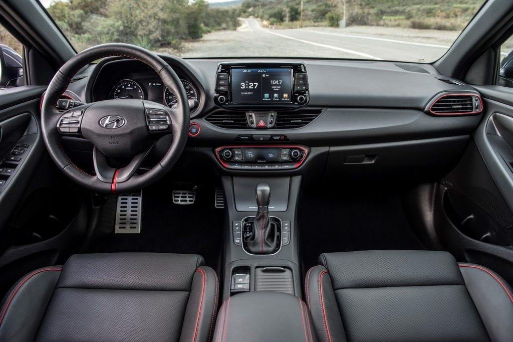 2018 Hyundai Elantra GT - i30's side with bleak future