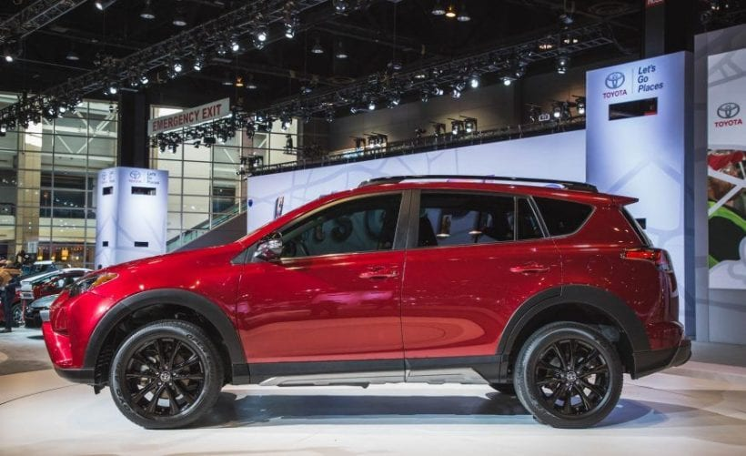 2018 Toyota Rav4 Adventure Review Specs Price Release