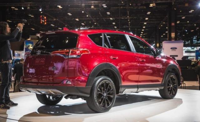 Toyota Floor Mats >> 2018 Toyota RAV4 Adventure - Review, Specs, Price, Release date