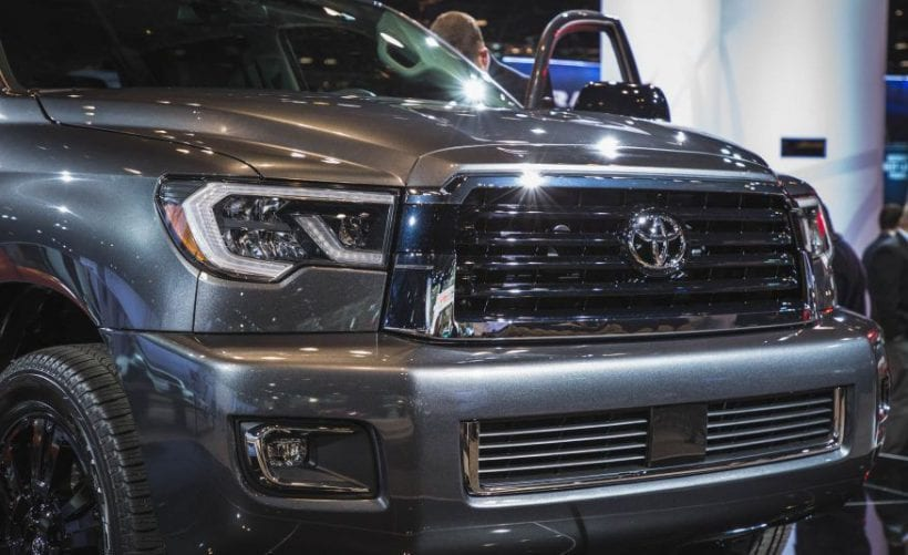 2018 Toyota Sequoia - Too little, too late | Price, Specs, Performance