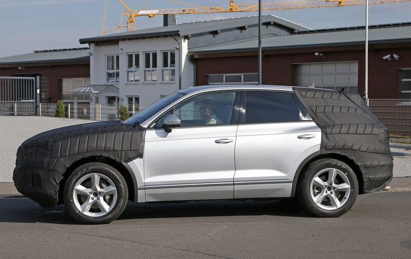 2018 Volkswagen Touareg Release date, Price, Design