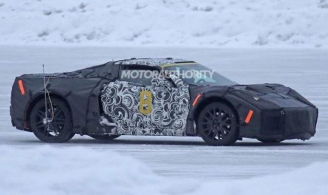 2019 Corvette C8 >> 2019 Chevrolet Corvette C8 Concept, Pictures, Specs, Spy Photos