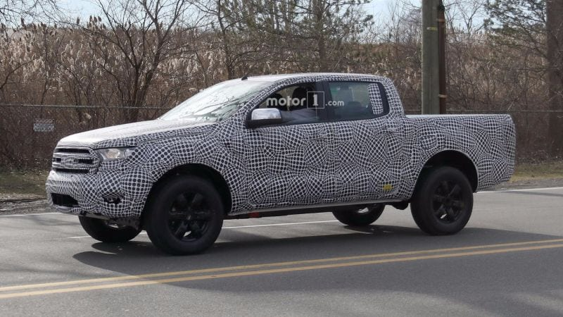 2018 Ford Ranger to be Released in Late 2018/Early 2019?   Rumors